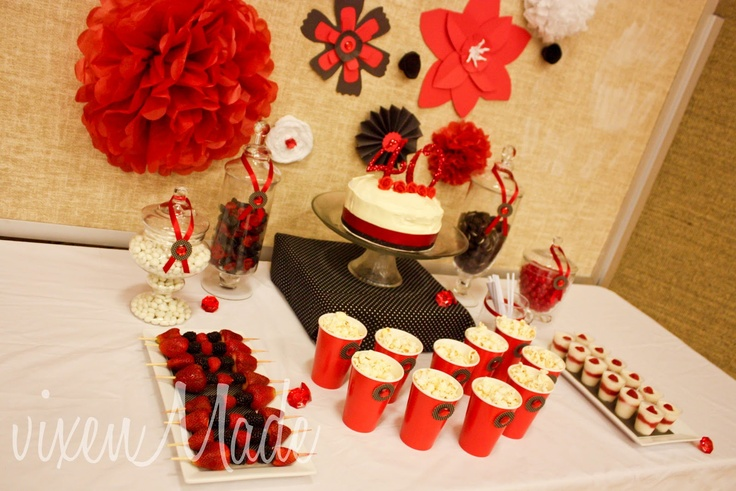 Unusual Ruby Wedding Gifts: 1000+ Ideas About Anniversary Party Foods On Pinterest