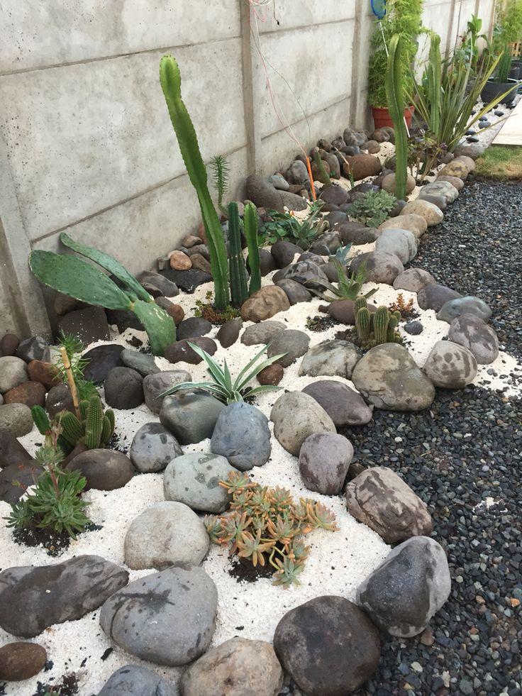 Jardín secano