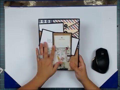 4 way pocket - Photo Mats & Insert Series 2 - YouTube