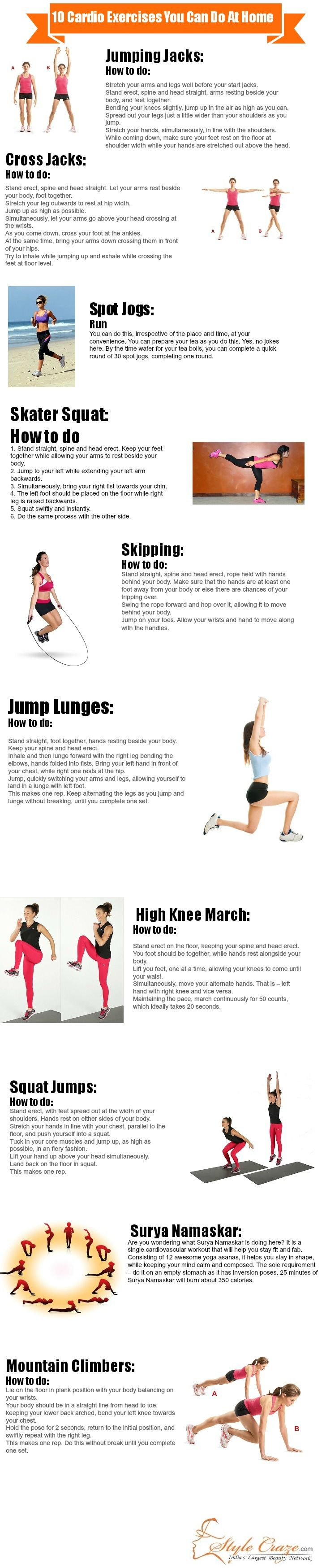 regular cardio exercise weight loss