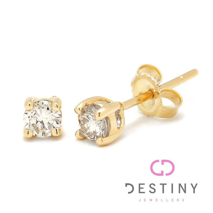 Show Mum you care this Mother's Day with these gorgeous diamond studded earrings available in-store now at Destiny Jewellers.   Shop 255, Level 2, Westfield Shopping Plaza Penrith