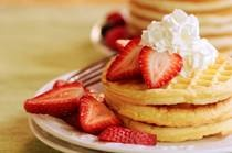 Gluten Free Waffle Mix. The batter can sit overnight and be cooked the next day. Great for family get togethers.