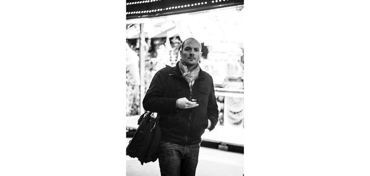 Fondateur de la maison d'édition Monsieur Toussaint Louverture, Dominique Bordes se confie en exclusivité à vogue.fr