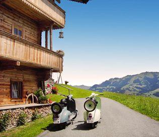 Zomer in de Kitzbüheler Alpen