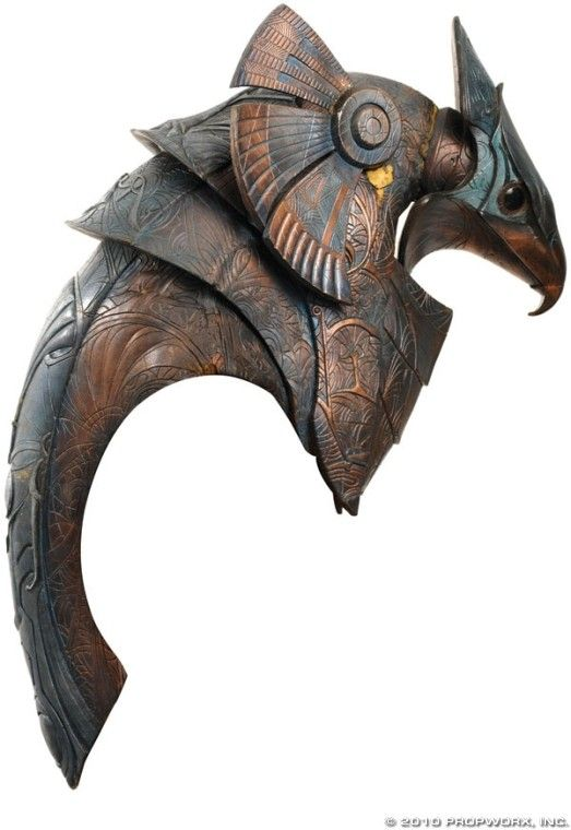 Startgate film Horus Guard Helmet