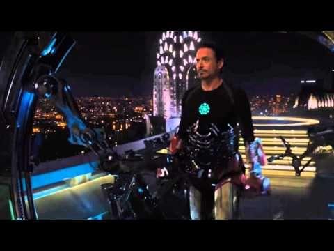 Iron man || Hero - YouTube