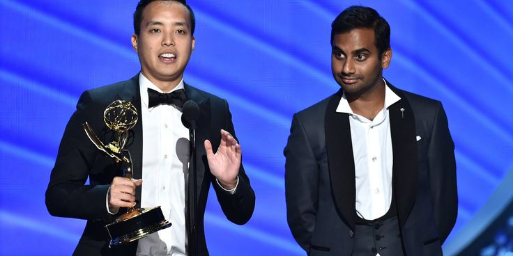 Alan Yang Gave The Sweetest Speech About Asians On TV At The Emmys