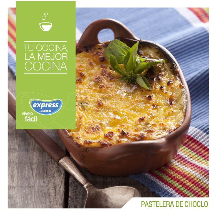 Pastelera de choclo. #Recetario #Receta #RecetarioExpress #Lider #Food #Foodporn #18Septiembre #Feliz18 #18 #FiestasPatrias #Septiembre