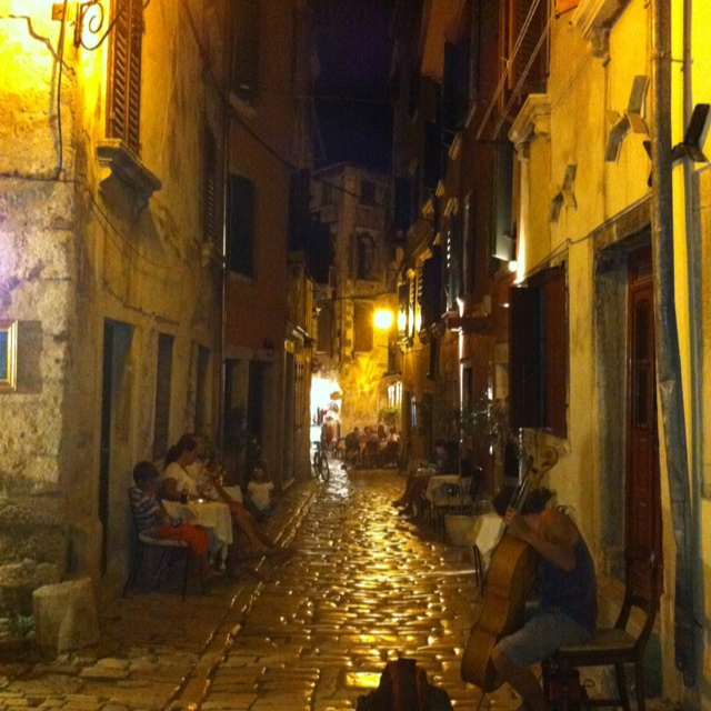 Rovinj Kroatie. My son's name is Rovin.  Haven't been there yet.