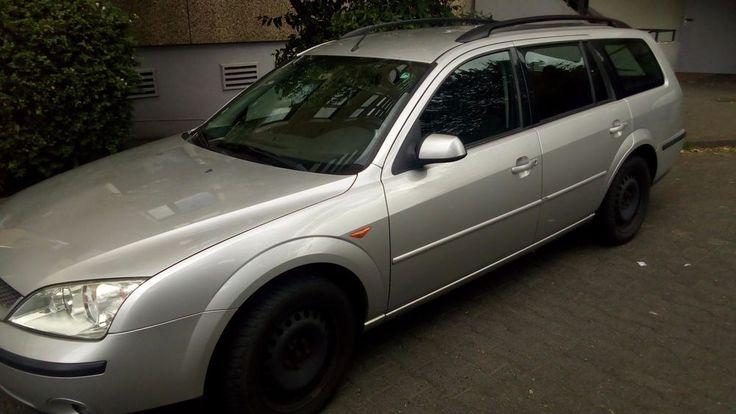 Auto Ford Mondeo Kombi zu verkaufen!Schaut mal rein!