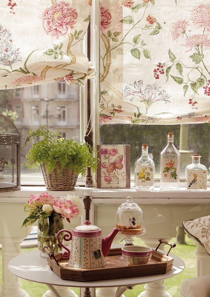 17 mejores ideas sobre tratamientos de ventanas de cocina en ...