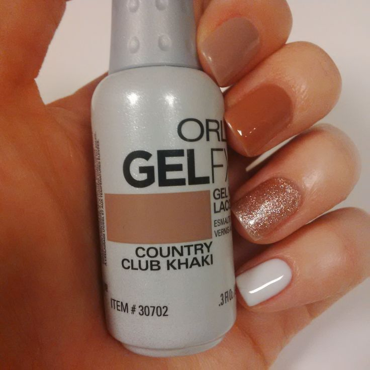 Orly Gel FX, new to Bodisense Spa #boutiquenails; Country Club Khaki