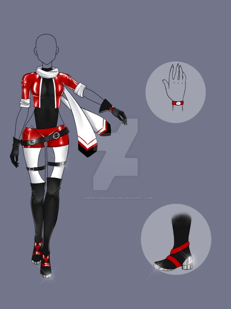 (closed) Auction Adopt - Outfit 183 by CherrysDesigns.deviantart.com on @DeviantArt