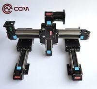 CCM W40-06 precisa carril de guía linear y carro cinturón impulsado actuador lineal lineal rieles de 800mm carril de guía más barato que Hiwin
