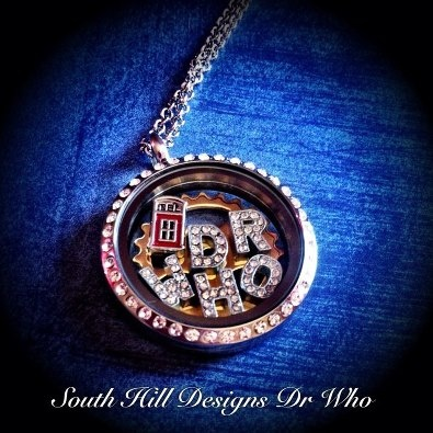 Dr Who locket South Hill Designs UK www.southhilldesigns.com/stephanieb Facebook.com/SouthHillbyStephanie      Email- stephanieSHD@outlook.com     Instagram @SouthHillDesignsUK     Twitter @SouthHillUK