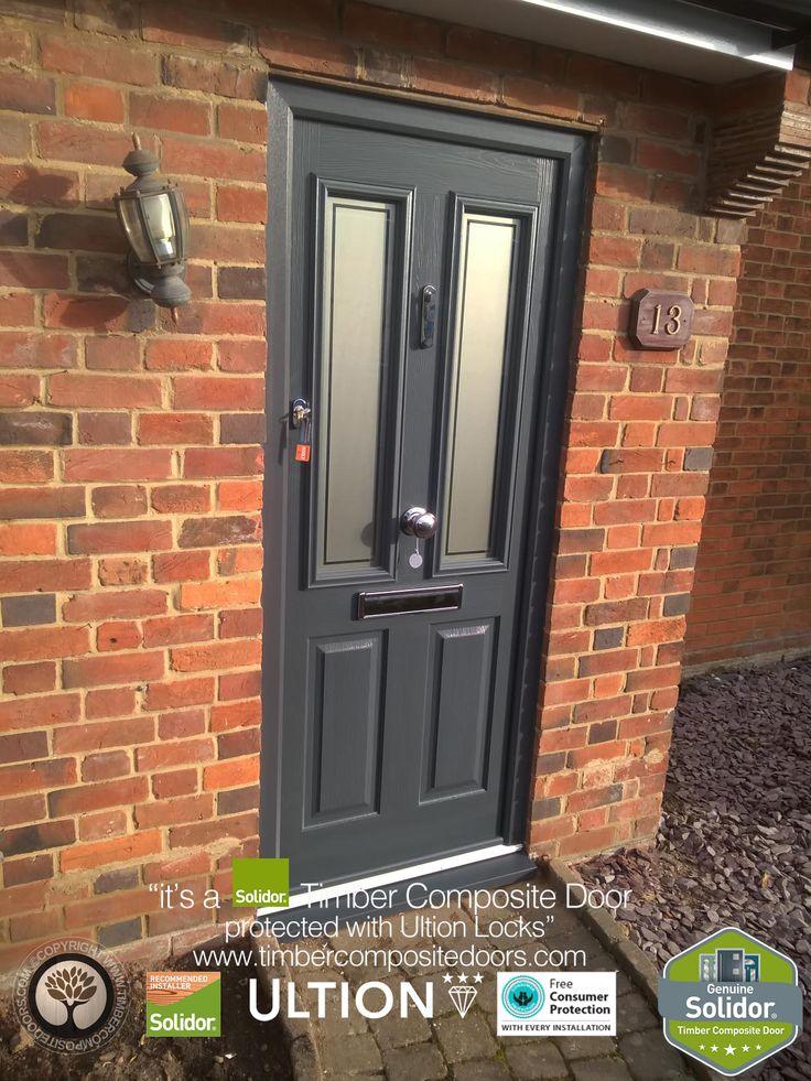 Anthracite Grey Ludlow 2 copy 4 Solidor Timber Composite Door
