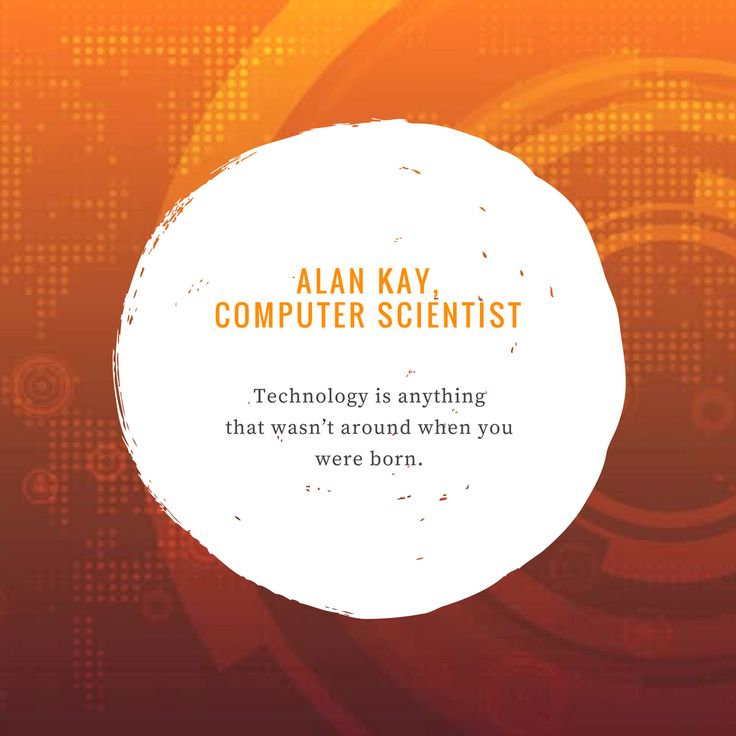 A quote from Alan Kay