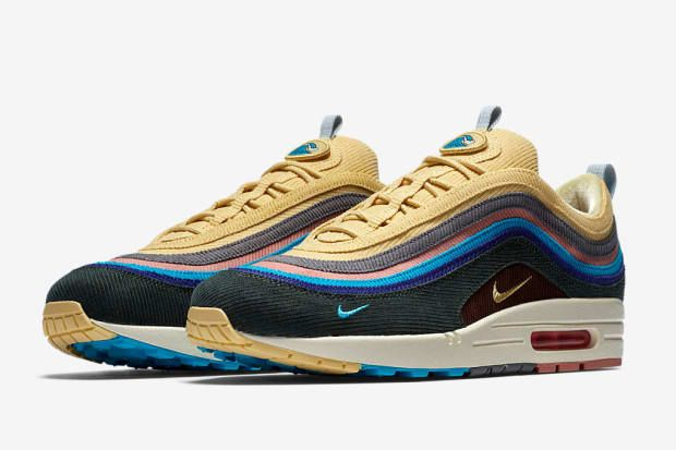 Sean Wotherspoon's Nike Air Max 197 Is Restocking Tomorrow