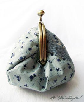 Дом маленькой Феечки: Туманный кошелёк/Misty purse