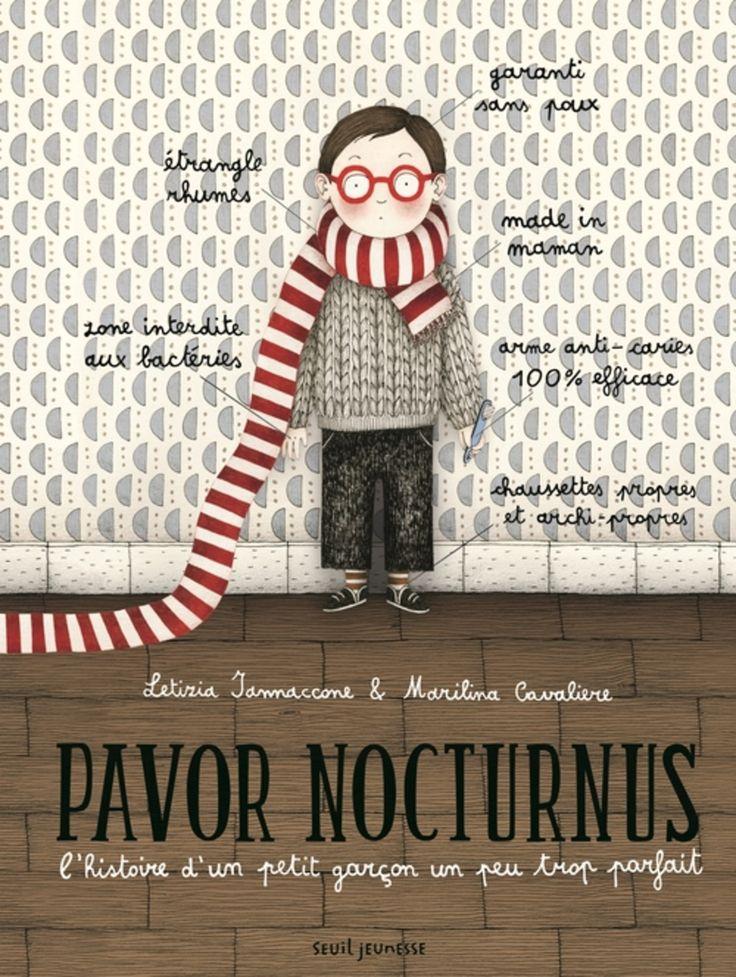 Pavor Nocturnus: l'histoire d'un petit garçon un peu trop parfait