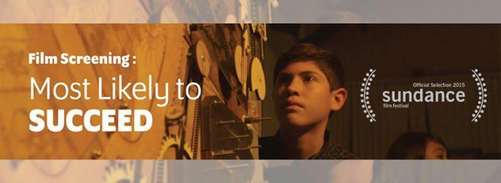 Uitnodiging  Het OMO kennisnetwerk Identiteit nodigt u van harte uit deel te nemen aan de onderwijsavond 'Most Likely to Succeed' op 12 september om 19:00 uur op het Dr.-Knippenbergcollege te Helmond.  Graag aanmelden via Eventbrite  https://www.eventbrite.nl/e/tickets-onderwijsavond-most-likely-to-succeed-37479543323?utm_campaign=new_event_email&utm_medium=email&utm_source=eb_email&utm_term=viewmyevent_button