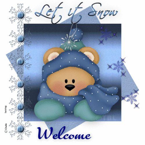 Country Christmas Bear