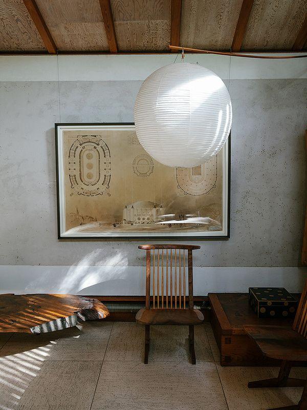 Nakashima Compound by Brian Ferry