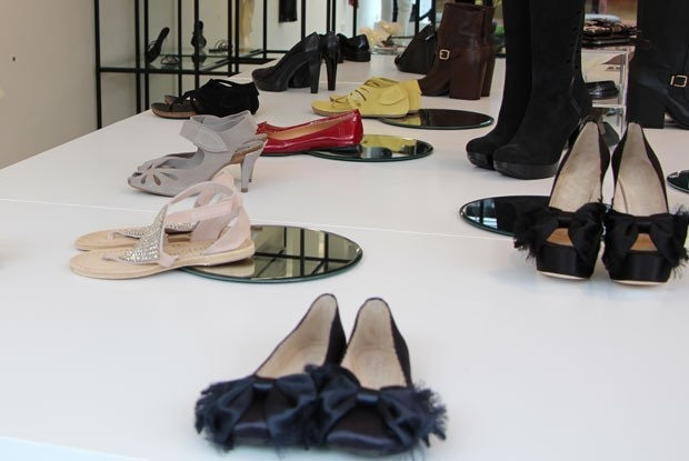 Lineage designer shoe and accessories boutique, Britomart, Auckland City