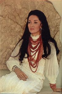 Great photo of Linda Cristal in this month's High Chaparral Newsletter. And lots of great articles.