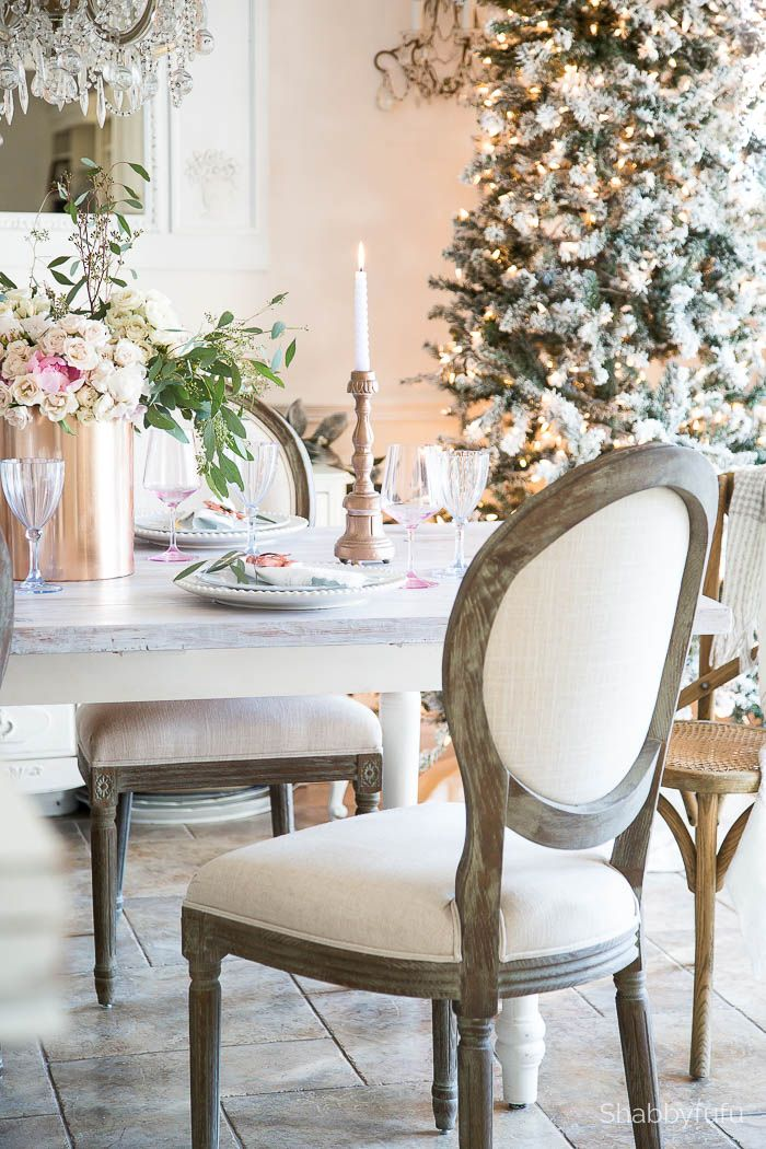 How To Create A Beautifully French Country Christmas