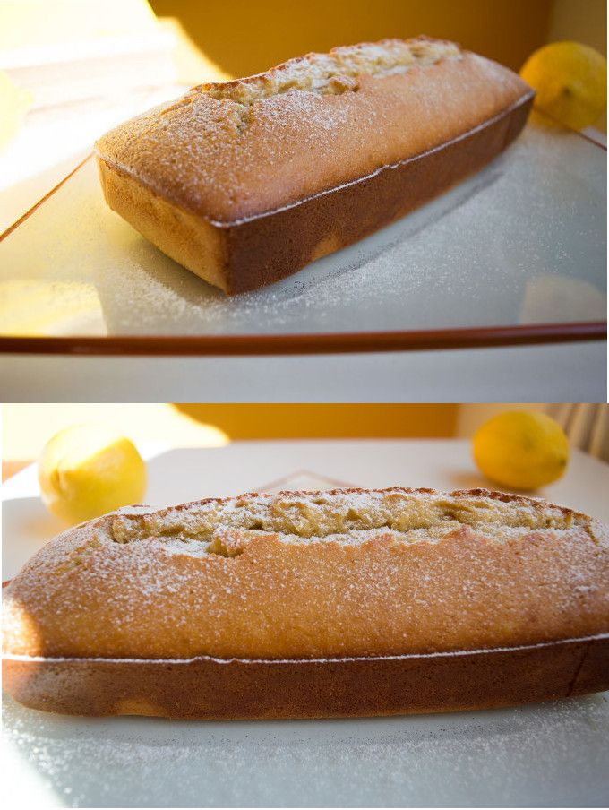Natural Yogurt & Lemon Cake via @mygutfeeling #glutenfree #lactosefree #lowfodmap