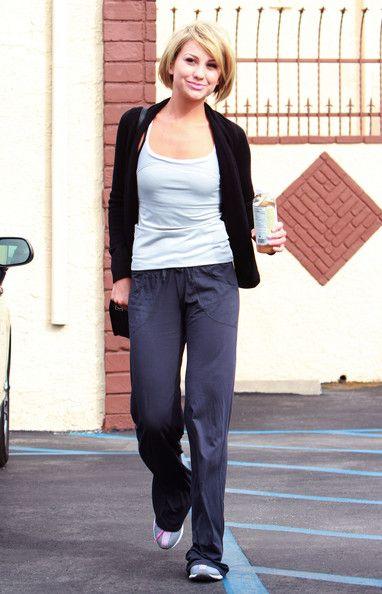 Chelsea Kane - Chelsea Kane at DWTS Rehearsal