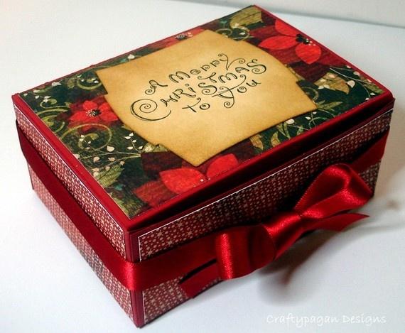 Christmas Box Set Julpyssel Pinterest