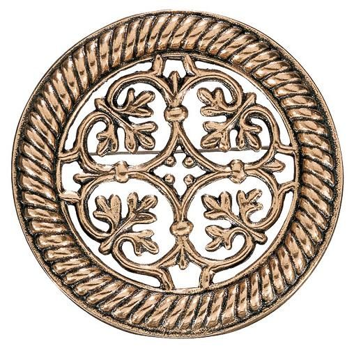 Kalevala Koru / Kalevala Jewelry / TUUKKALA BROOCH, material: bronze