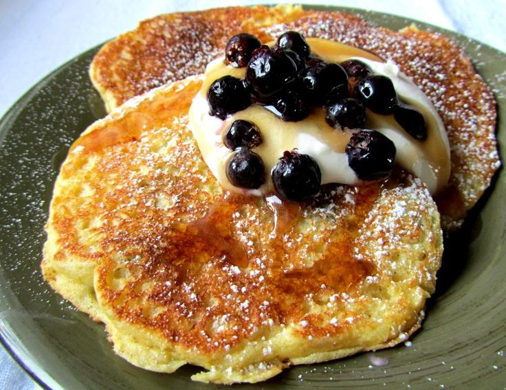 cook cornmeal cornmeal blueberry cornmeal pancakes blueberry pancakes ...