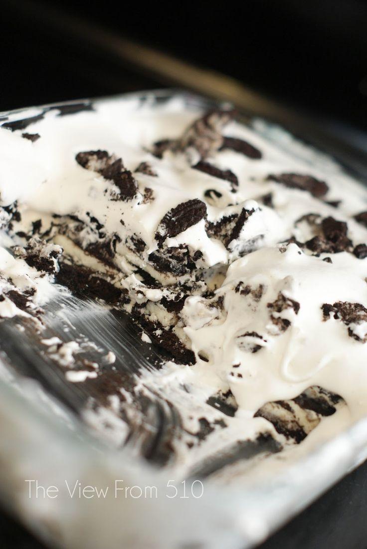 Oreo Bomb Cake #Recipe