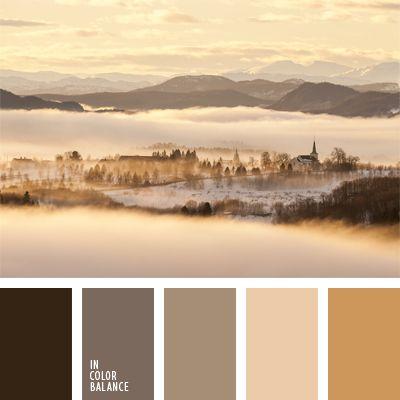 beige, color marrón grisáceo, color marrón grisáceo oscuro, elección del color, marrón claro, marrón grisáceo, marrón oscuro, marrón rojizo, paleta de colores monocromática, paleta del color marrón monocromática, tonos marrones.