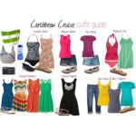 Caribbean Cruise Outfit Guide - 7 nights