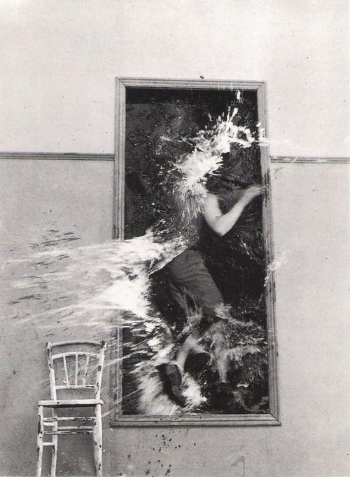 Jean Cocteau. La Sang d'un Poète, 1930. Production: Vicomte de Noailles.