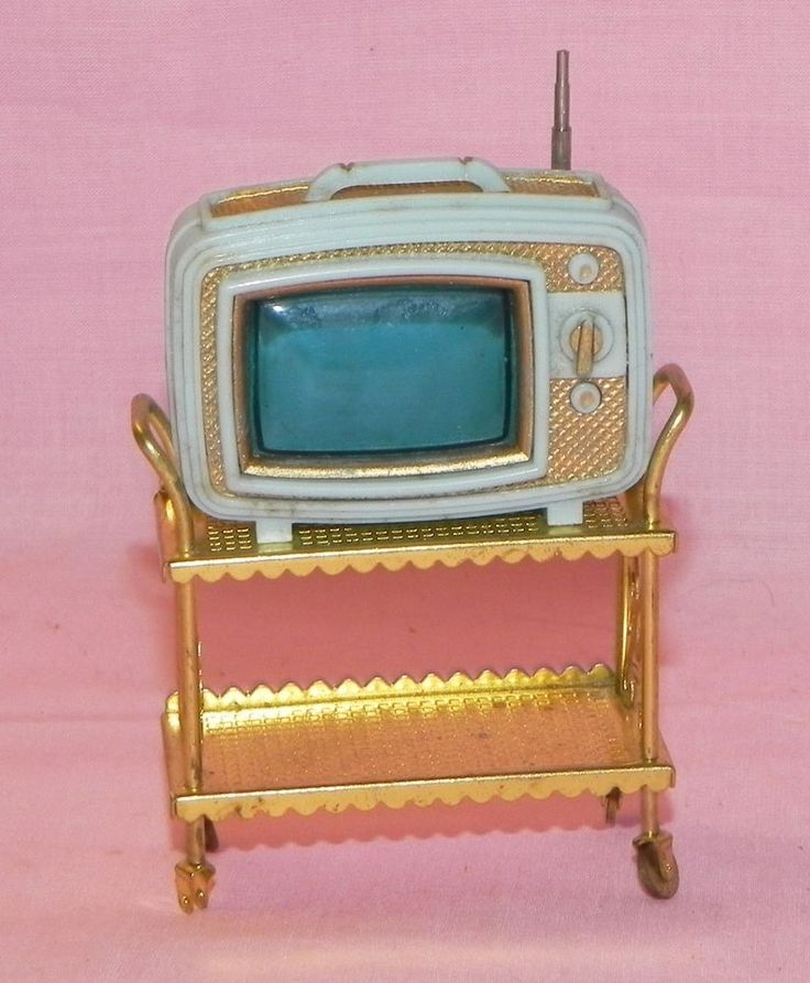 Dollhouse Miniatures Tv: 300 Best Renwal Doll House Furniture And Others That Fit