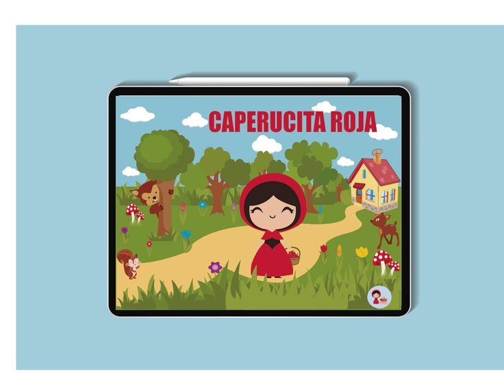 Cuento Digital Caperucita Roja Fictional Characters Family Guy Character