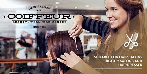 ThemeForest - Coiffeur v1.5 - Hair Salon WordPress Theme