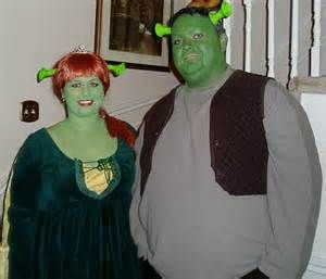 Shreck and Fiona costume  sc 1 st  Pinterest & 23 best Halloween costumes images on Pinterest | Carnivals ...