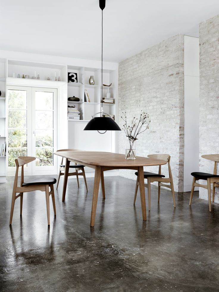 Just love cement flooring - however one little trip... and it would crack ya head like a coconut!