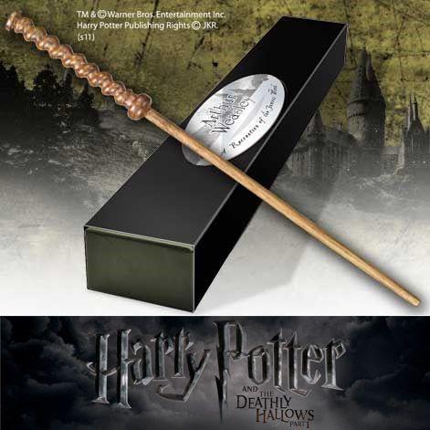 Harry Potter - Bacchetta Magica di Arthur Weasley http://www.coltelleriacollini.it/harry-potter-bacchetta-magica-di-arthur-weasley/
