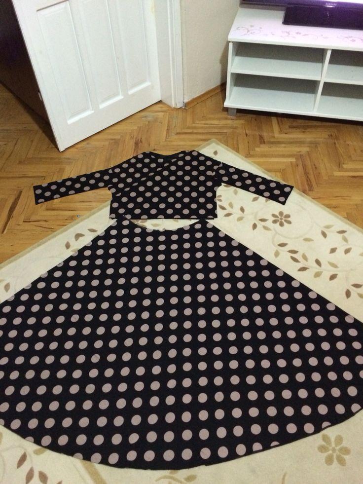 Kloş elbise