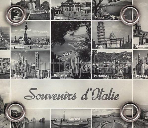 Souvenirs de l'Italie