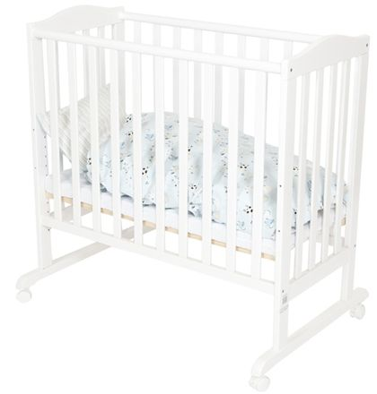 JLY Cot 3-in-1 Bed Side Crib