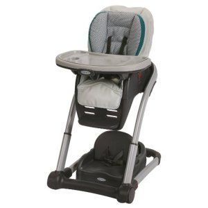 Graco Blossom 4 in 1 High Chair Seating System | reclining high chairs