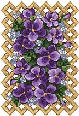 free cross stitch charts -Turkish website